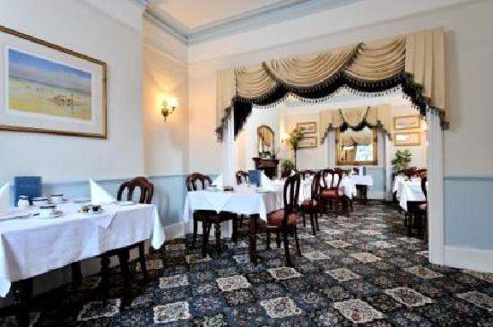 Dolvean House: Restaurant