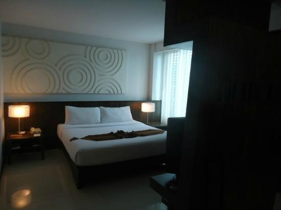 Nora Chaweng Hotel: Lead-In Room.