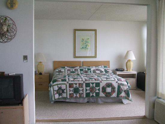 Darmic Waikiki Banyan: Bedroom