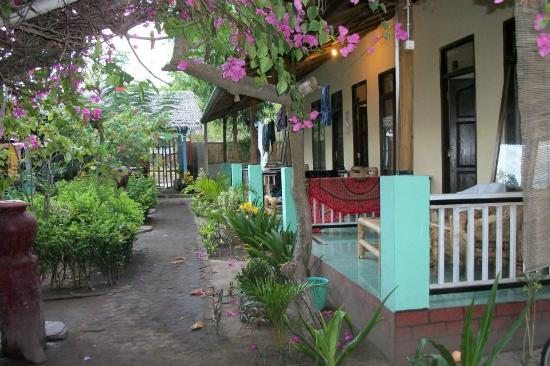 Pondok Twins Garden: nice home stay