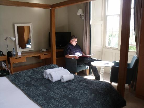 The Windermere Hotel: The Premier room