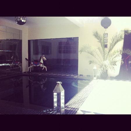 Riad Elizabeth : Pool on ground floor