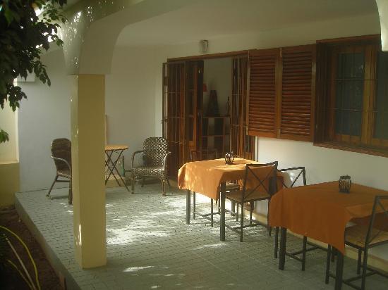 """Praia, Cape Verde: L'Espace Petit Déjeuner"""""""