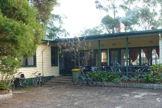 McLeod Ecofarm: Eve's Guesthouse