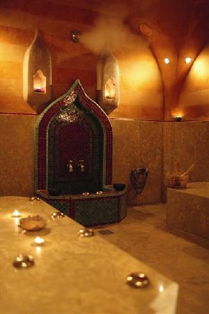 Hammam or steam bath picture of hammam of la maison - Description d une maison marocaine ...