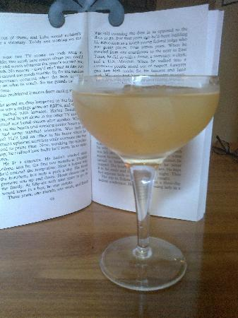 The Foxhunter: Vin D'Orange