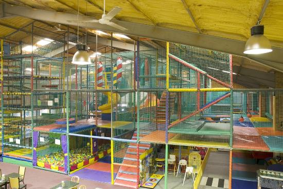 Peterborough, UK: Activity World Indoor Playarea
