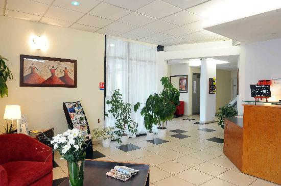 Adagio Access Toulouse Jolimont: Reception