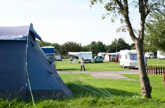 Lee Valley Camping and Caravan Park, Edmonton : Make a stay of it