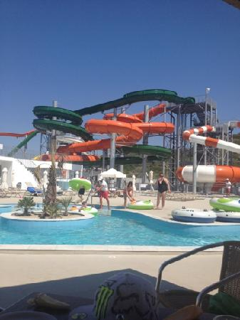 Sun Palace Hotel: first choice waterpark