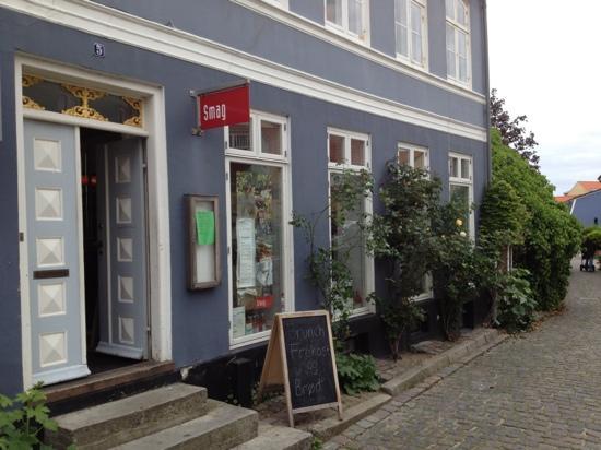 Ebeltoft, Denmark: Smag