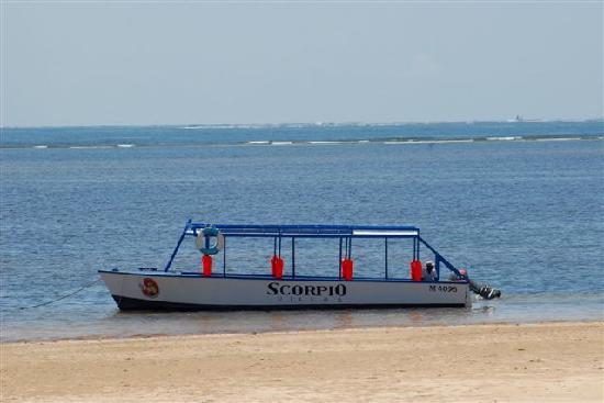 Scorpio Villas: La  Nostra Barca Per l'escursioni