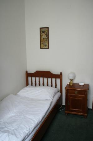 Hotel Vysehrad: Room