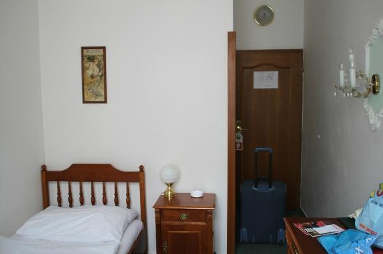 ‪‪Hotel Vysehrad‬: Single room‬