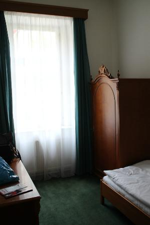 Hotel Vysehrad: Single room