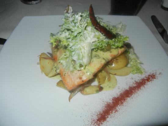 Baremar cantina & seafood: Salmon