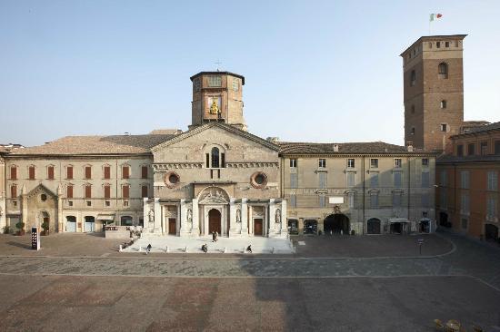 Reggio Emilia, Italië: Duomo- p.za Prampolini