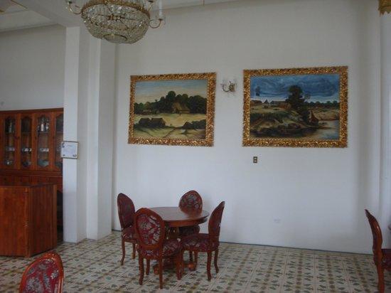 La Casa Morey: dining