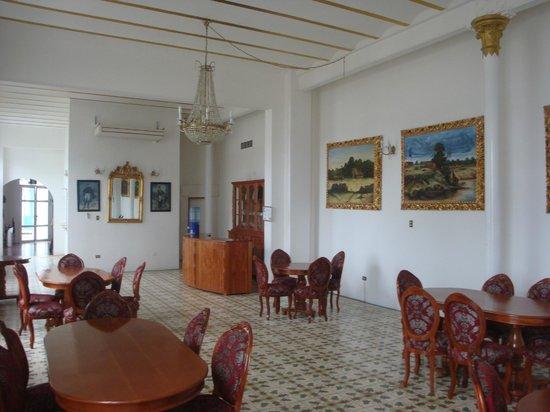 La Casa Morey: Dining Area