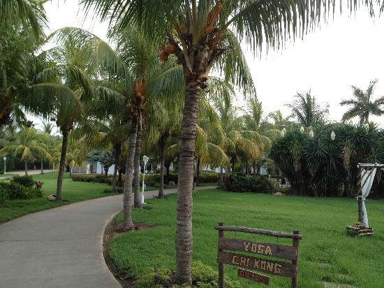 Melia Península Varadero: les rues