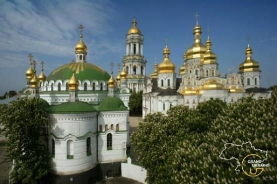 Mosteiro das Grutas - Pechersk Lavra - Kiev