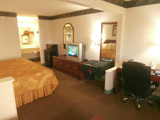 BEST WESTERN Inn & Suites: Room 131