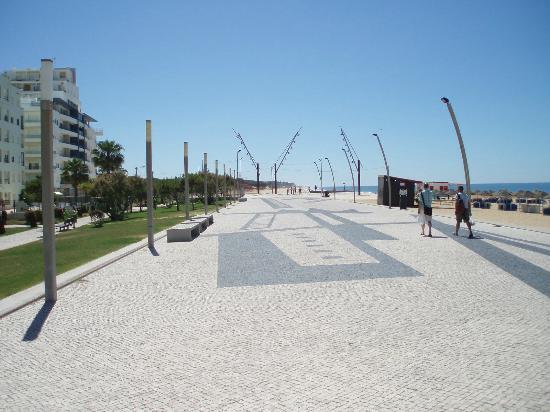 Hotel Zodiaco: promenade