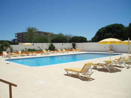 Hotel Zodiaco: pool side