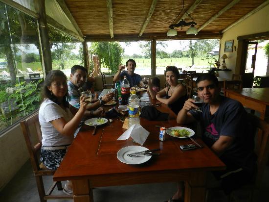 La Posada de Juan: Almuerzos deliciosos