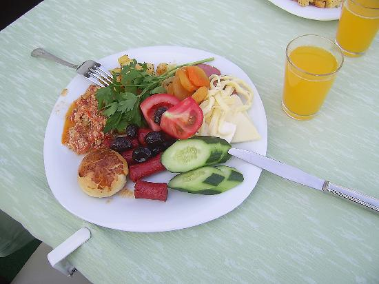 Aspen Hotel : Завтрак