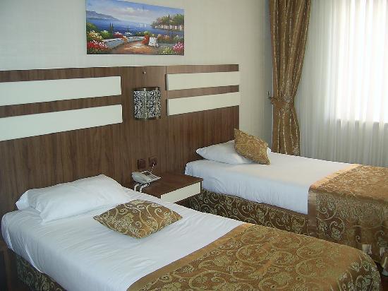 Aspen Hotel : номер 603