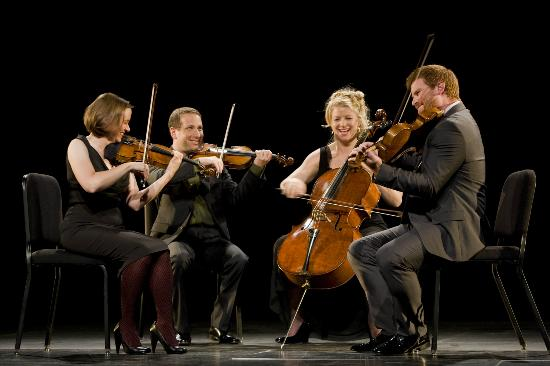 BIG Arts (Barrier Island Group for the Arts): Cypress String Quartet