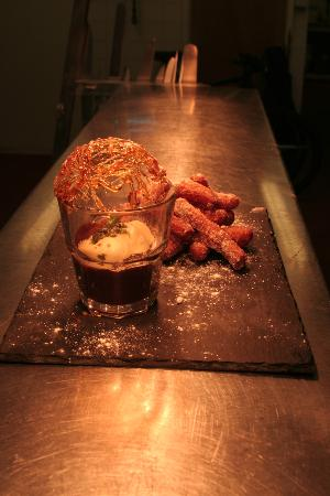 The Fishpond Freehouse: Churros