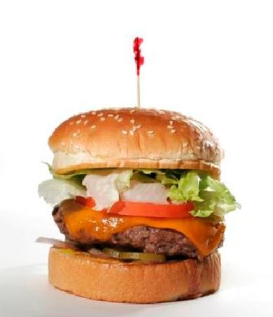 Huey's Southaven : World Famous Huey Burger