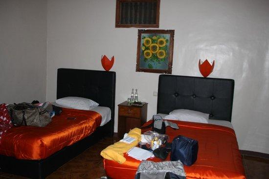Asana Agung Putra Bali : Room
