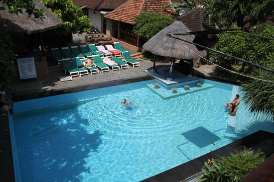 Asana Agung Putra Bali : Swimming pool