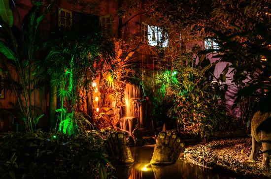 Garden Resort: Trädgården