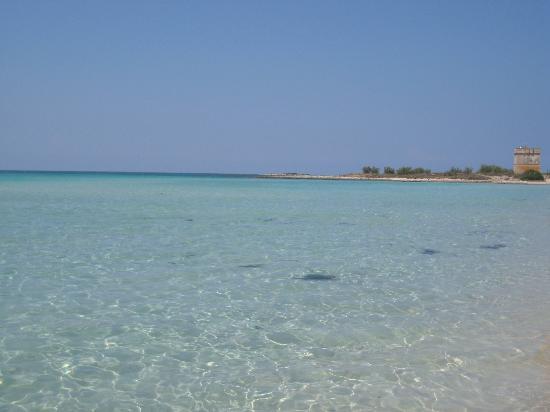 Blu Salento Village: spiaggia