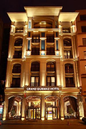 Grand durmaz hotel prices reviews istanbul turkey for Grand pamir hotel istanbul