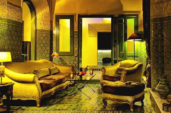 Palais Faraj Suites & Spa: Suite Royale