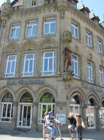 Zum Christophel Hotel-Restaurant : façade