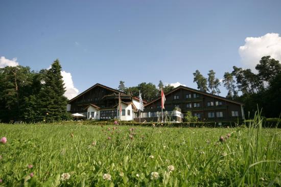 Waldgasthof Am Letten: Hotelansicht