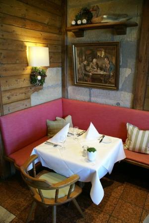 Waldgasthof Am Letten: Restaurant