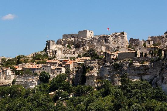 Les Baux de Provence, France: Le Château des Baux