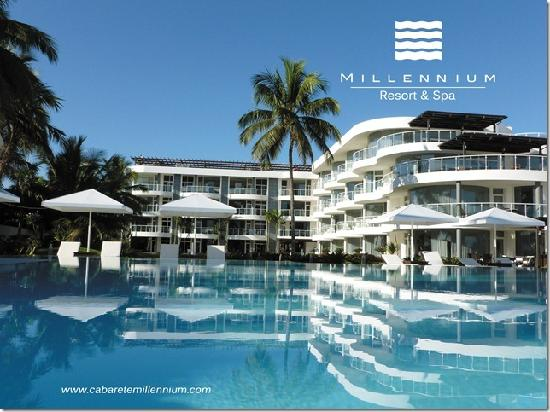 Millennium Resort & Spa: Millennium from infinity pool