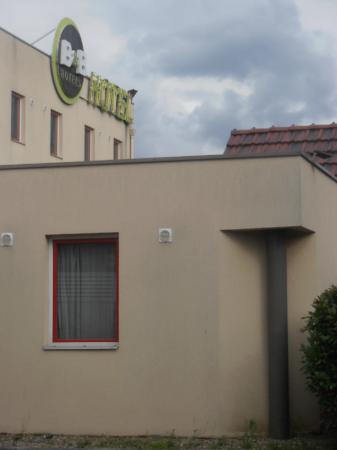 B&B Hotel Goussainville: Basic hotel