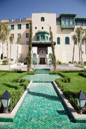 Palais Faraj Suites & Spa: Entree