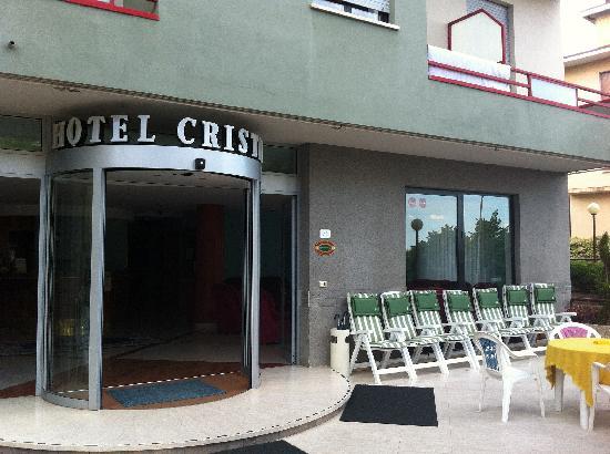 Hotel Cristina : ingresso