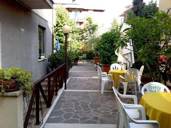 Hotel Cristina : esterno
