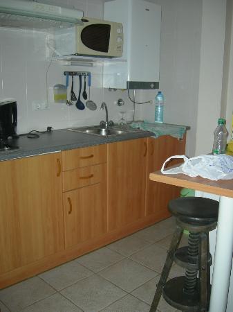 Quinta da Vigia: kitchen